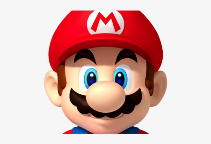 Super mario brothers clipart picture library Mario Bros Clipart Mario Head - Nintendo Prepaid Card (for ... picture library