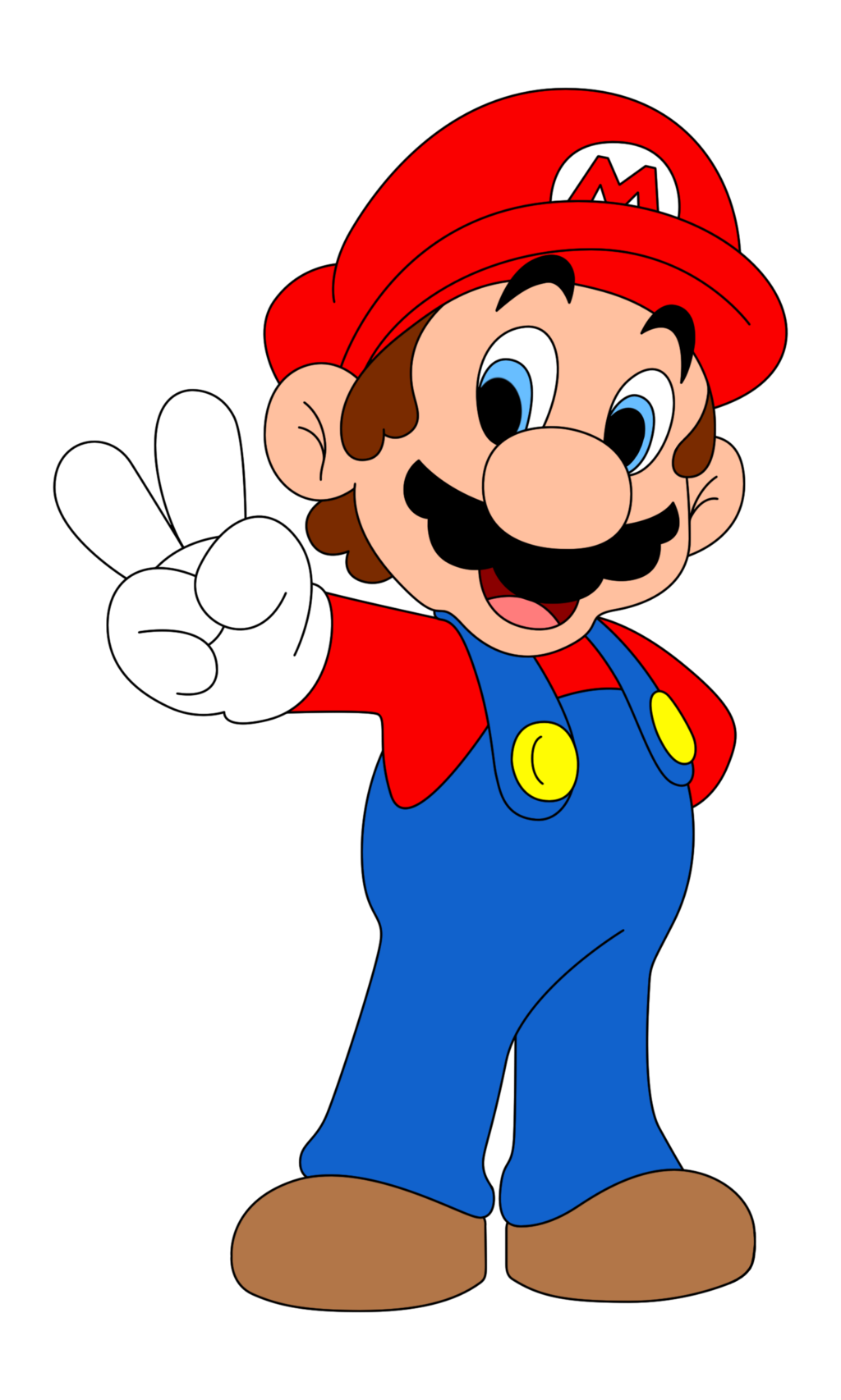 Super mario character clipart graphic library library Nintendo Character Clipart - Clipart Kid graphic library library