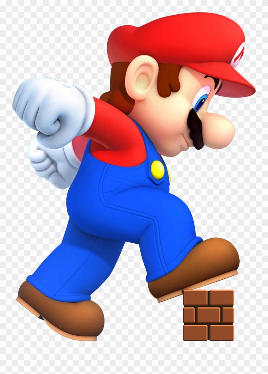 Super mario character clipart png graphic transparent library Mario Clipart Mario Character - New Super Mario Bros Png ... graphic transparent library