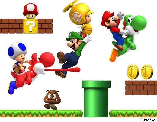 Super mario clipart transparent stock Super mario brothers clipart - ClipartFest transparent stock
