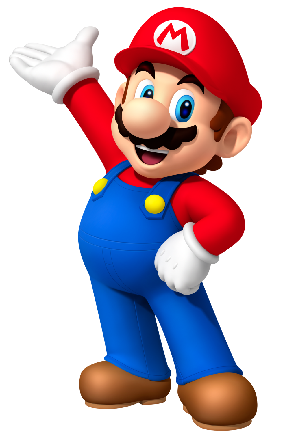 Super mario clipart picture free stock Free mario clip art - ClipartFest picture free stock