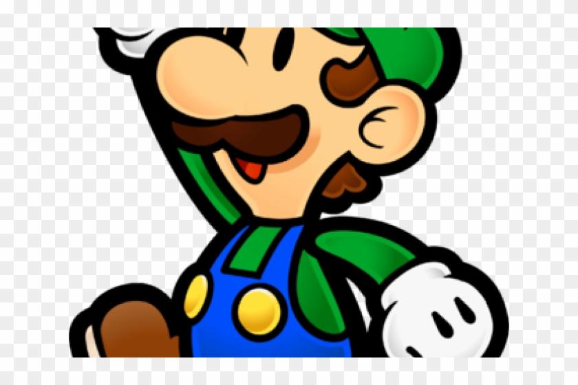 Super mario clipart download clip royalty free download Super Mario Clipart Jumping - Super Paper Mario Luigi, HD ... clip royalty free download
