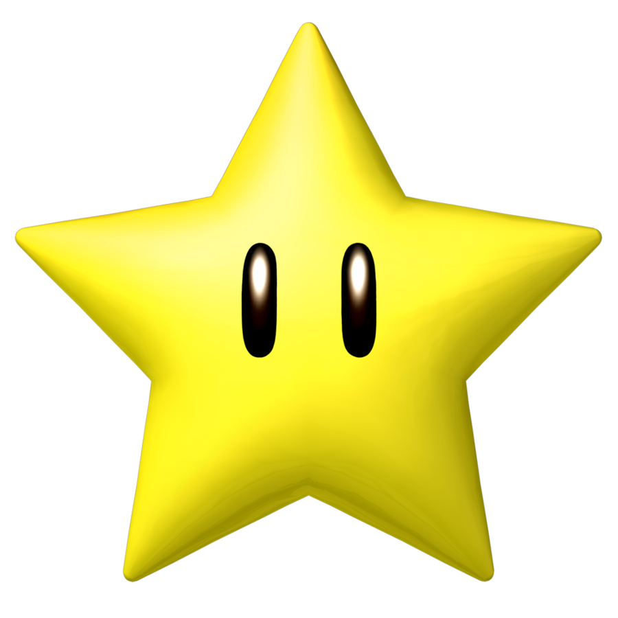 Super mario star eyes clipart image free stock Super Mario Bros Clip Art. - Oh My Fiesta! for Geeks image free stock