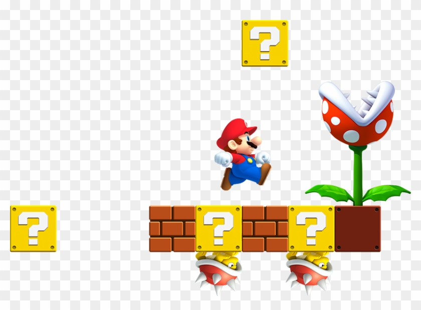 Super mario unneeded flowers clipart picture free Mario Flower Pipe Toad - Super Mario Game Png, Transparent ... picture free