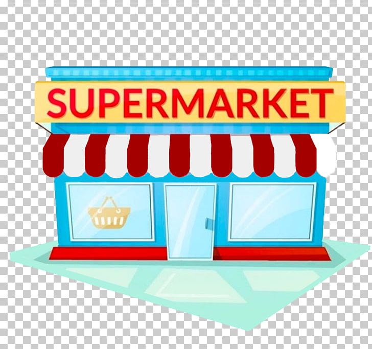 Super martket clipart graphic free Grocery Store Facade Supermarket Building PNG, Clipart ... graphic free
