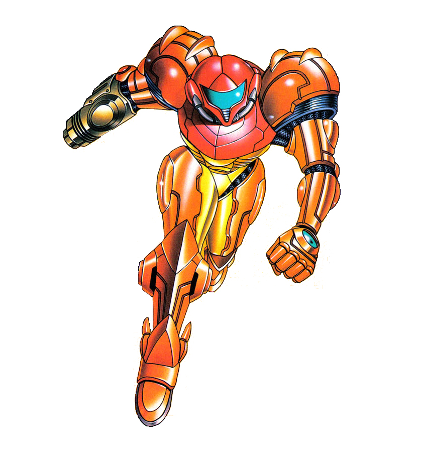 Super metroid clipart stock Metroid prime clipart - ClipartFest stock