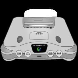 Super nintendo clipart clip Silver Nintendo 64 Icon, PNG ClipArt Image - Cliparts Zone clip