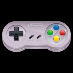 Super nintendo clipart image transparent stock Nintendo SNES Icon   3D Cartoon Vol. 3 Iconset   Hopstarter image transparent stock