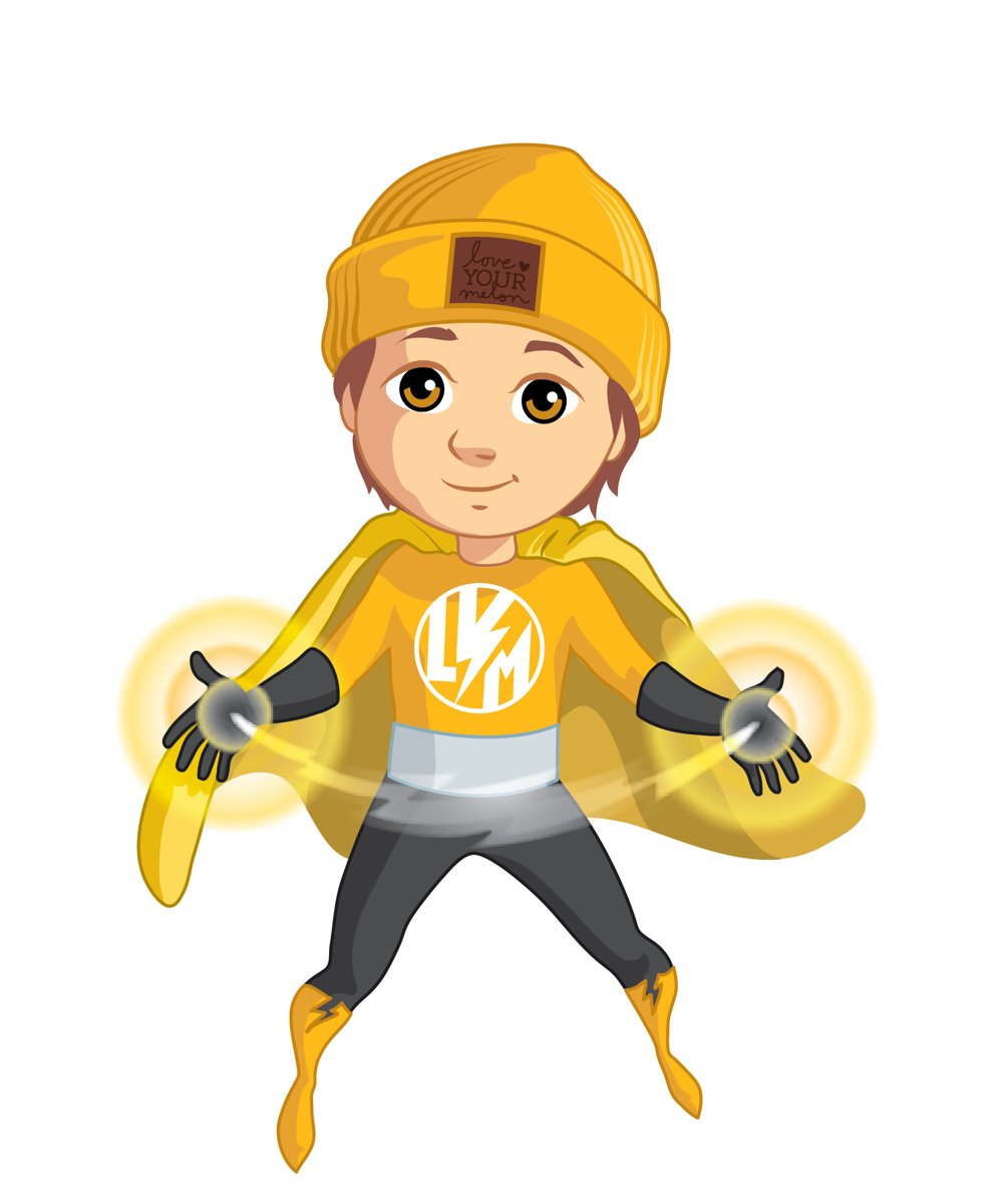 Super power child clipart png freeuse stock Meet the SuperCrew png freeuse stock