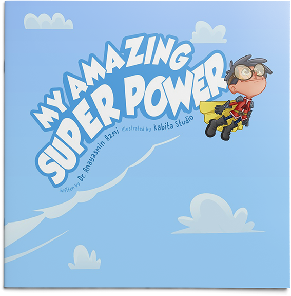 Super power child clipart picture freeuse stock My Amazing Super Power (Softcover) picture freeuse stock
