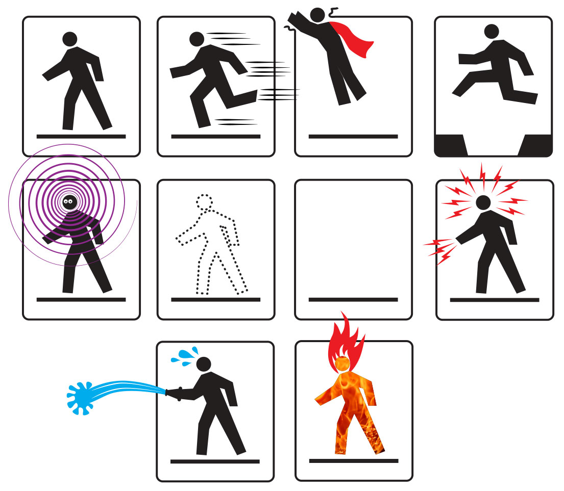 Super powers clipart jpg download What If You Could Have A Super Power? jpg download
