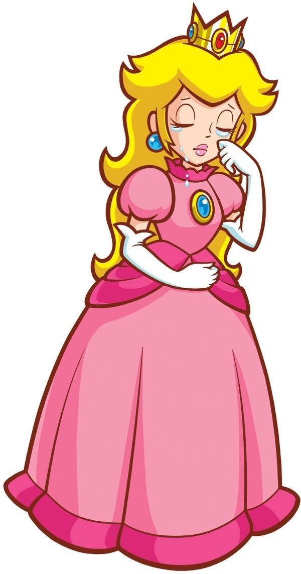 Super princess peach clipart jpg free Super Princess Peach (DS) Artwork jpg free