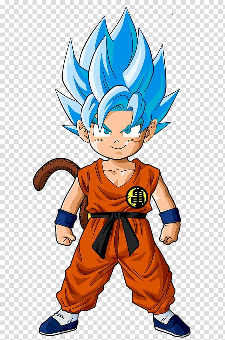 Super saiyan clipart png library stock Goku Vegeta Majin Buu Dragon Ball Super Saiyan, goku ... png library stock