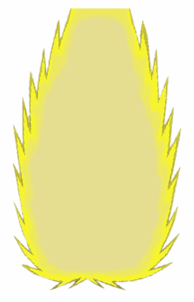 Super saiyan effect clipart graphic free download Aura PNG - DLPNG.com graphic free download