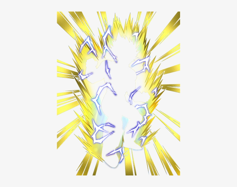 Super saiyan effect clipart clip freeuse library Effect For Super Saiyan 2 Vegeta - Super Saiyan Effect ... clip freeuse library