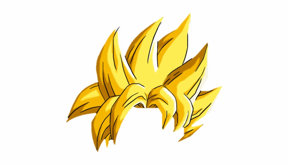 Super saiyan flames clipart png graphic transparent stock Goku Super Saiyan Hair Png Free PNG Images & Clipart ... graphic transparent stock