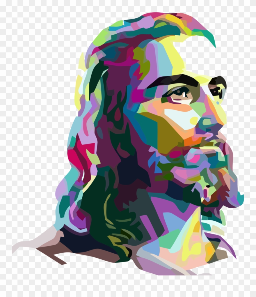 Super serious jesus face clipart vector library stock Jesus Christ Png - Jesus Png Clipart (#73347) - PinClipart vector library stock