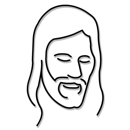 Super serious jesus face clipart transparent Free Jesus Cross Clipart, Download Free Clip Art, Free Clip ... transparent