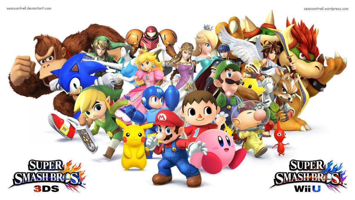 Super smash bros clipart freeuse download Super Smash Bros Clipart (28+) freeuse download