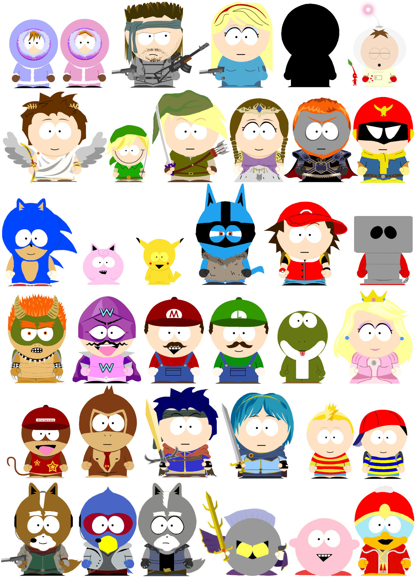 Super smash bros clipart picture royalty free stock Smash bros brawl clipart - ClipartFox picture royalty free stock