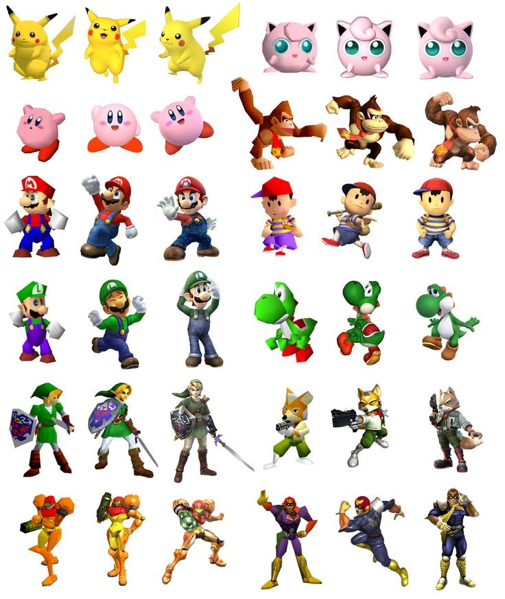 Super smash bros clipart vector stock 17 Best images about Super Smash Bros Birthday Party on Pinterest ... vector stock