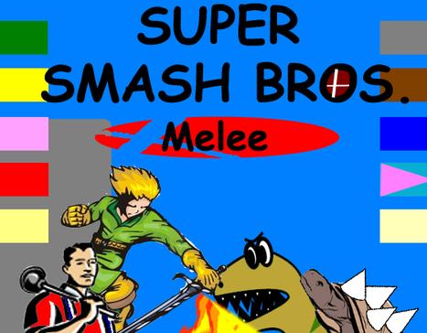 Super smash bros clipart picture freeuse library Clip art covers - ClipartFest picture freeuse library