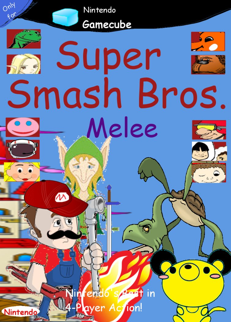 Super smash bros clipart banner library library Super smash bros melee clipart - ClipartFox banner library library
