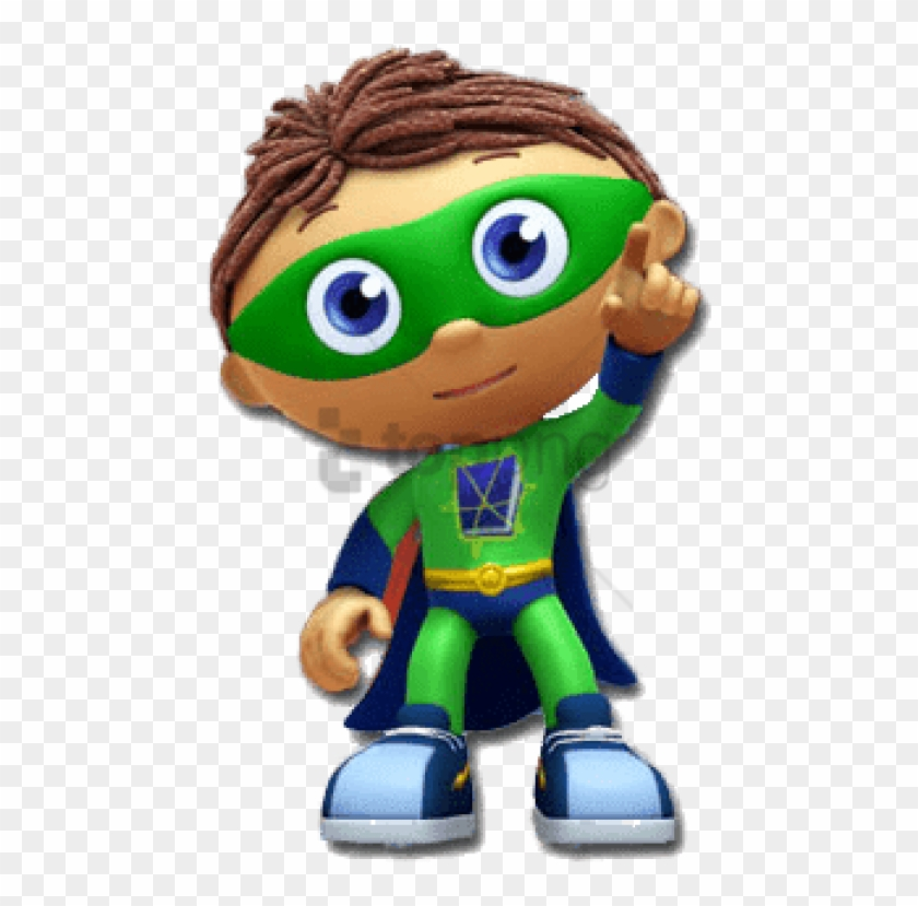 Super y clipart graphic library stock Free Png Download Super Why Holding Up Finger Clipart ... graphic library stock