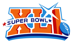 Superbowl 2014 clipart clip library download Super Bowl XLI - Wikipedia clip library download