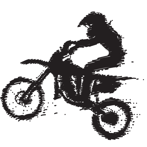 Supercross clipart svg black and white download Motocross Motorcycle Monster Energy AMA Supercross An FIM ... svg black and white download