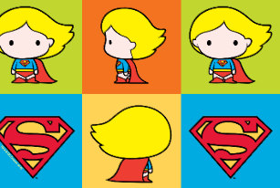 Supergirl save a child on the street clipart image freeuse Supergirl Mugs - Coffee & Travel Mugs   Zazzle image freeuse