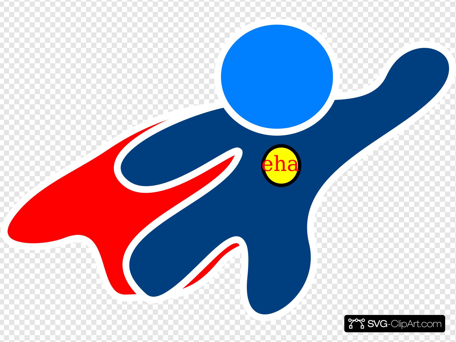 Superhero 1 clipart svg freeuse Superhero 1 By Anne Clip art, Icon and SVG - SVG Clipart svg freeuse