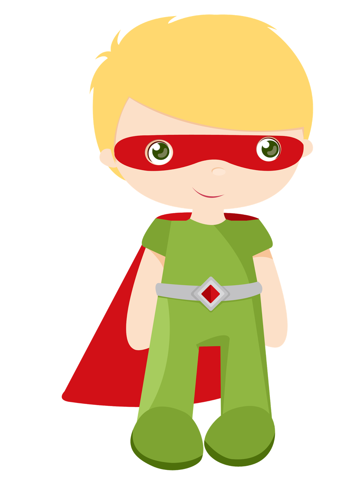 Superhero with book clipart clip art freeuse stock Kids dressed as Superheroes Clipart. - Oh My Fiesta! for Geeks clip art freeuse stock