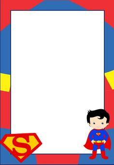 Superhero border clipart picture royalty free Superhero border clipart 4 » Clipart Station picture royalty free