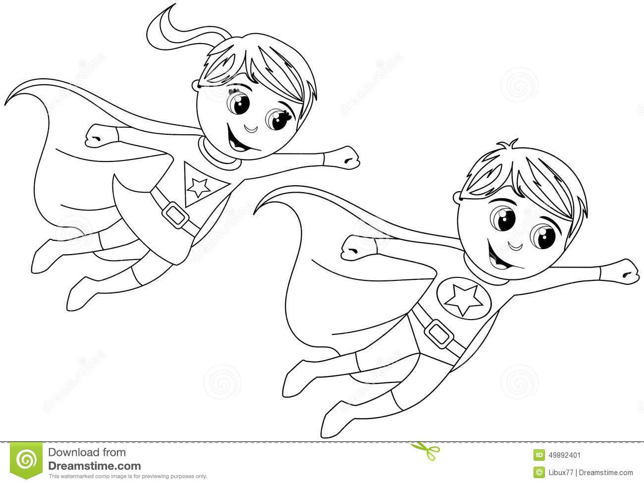 Superhero boy and girl clipart 1 color clip art freeuse download Boy Super hero   Super Hero Classroom   Pinterest   Clip art, Boys ... clip art freeuse download