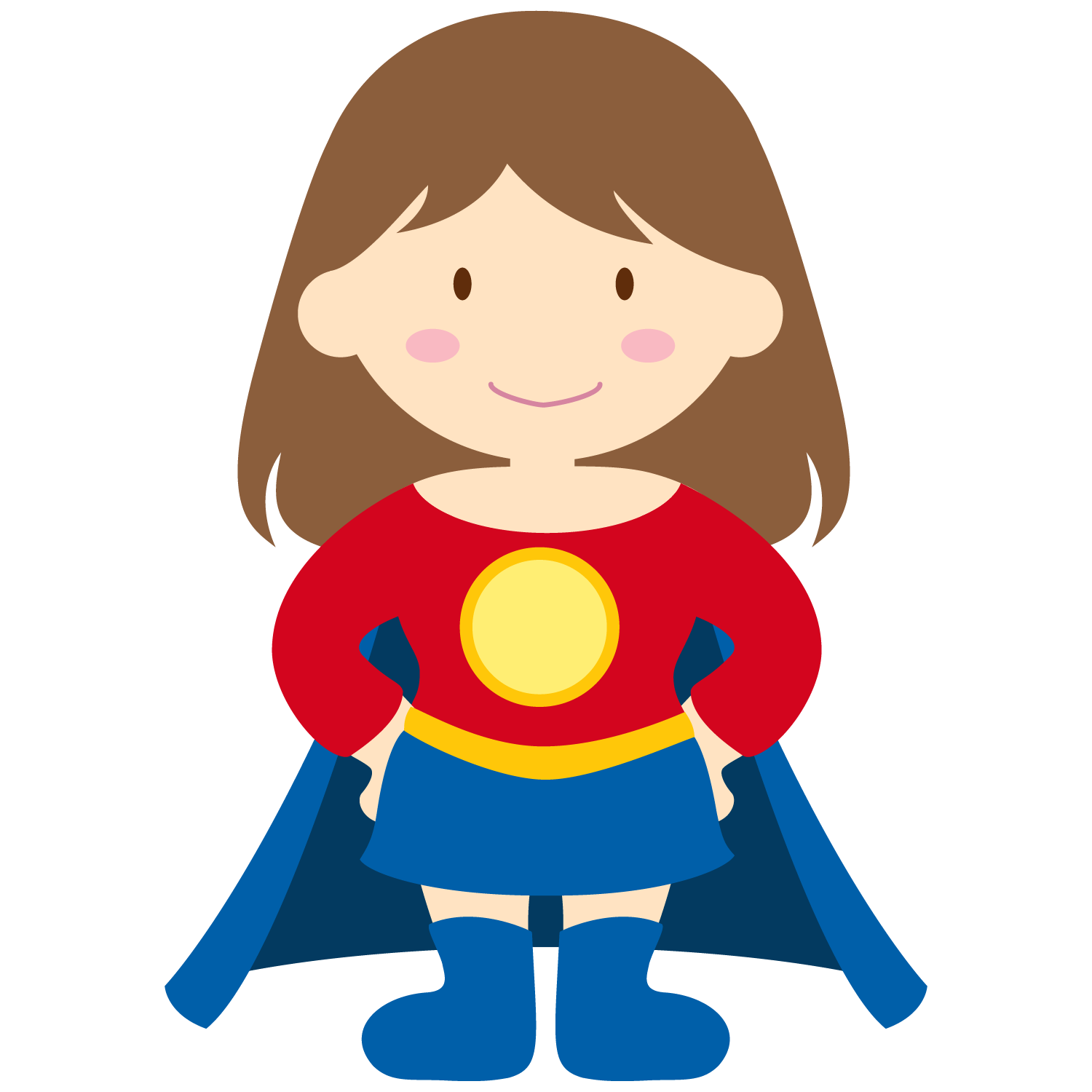 Superhero clipart diverse graphic transparent library Superheroes clipart diverse, Superheroes diverse Transparent ... graphic transparent library