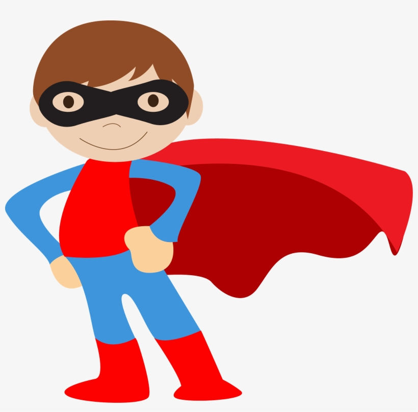 Superhero clipart kid clip free library Kids Dressed As Superheroes Clipart - Super Hero Clip Art ... clip free library