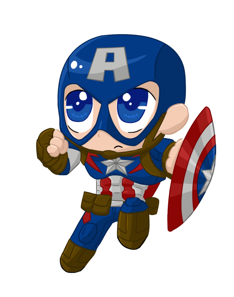 Superhero dog clipart svg royalty free stock Image result for chibi captain america png | SUPERHERO board ... svg royalty free stock