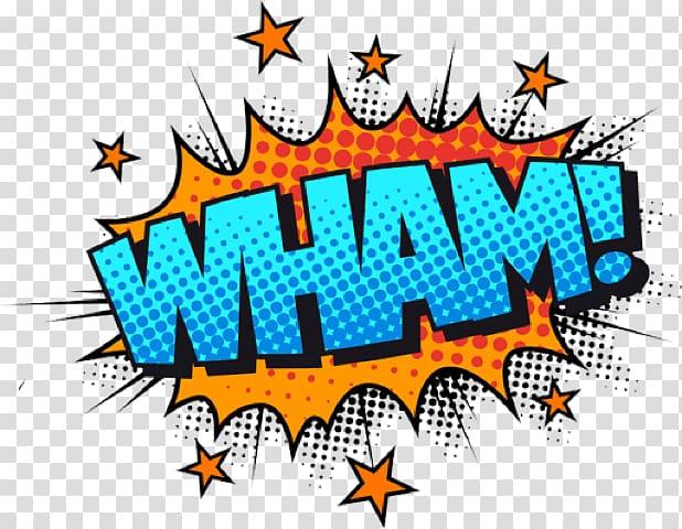 Superhero sounds clipart vector royalty free library Blue wham decor, Comic book Comics Superhero Sound Effect ... vector royalty free library