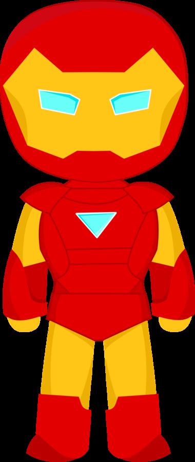 Superhero star clipart graphic library download Iron man … | Clipart … graphic library download