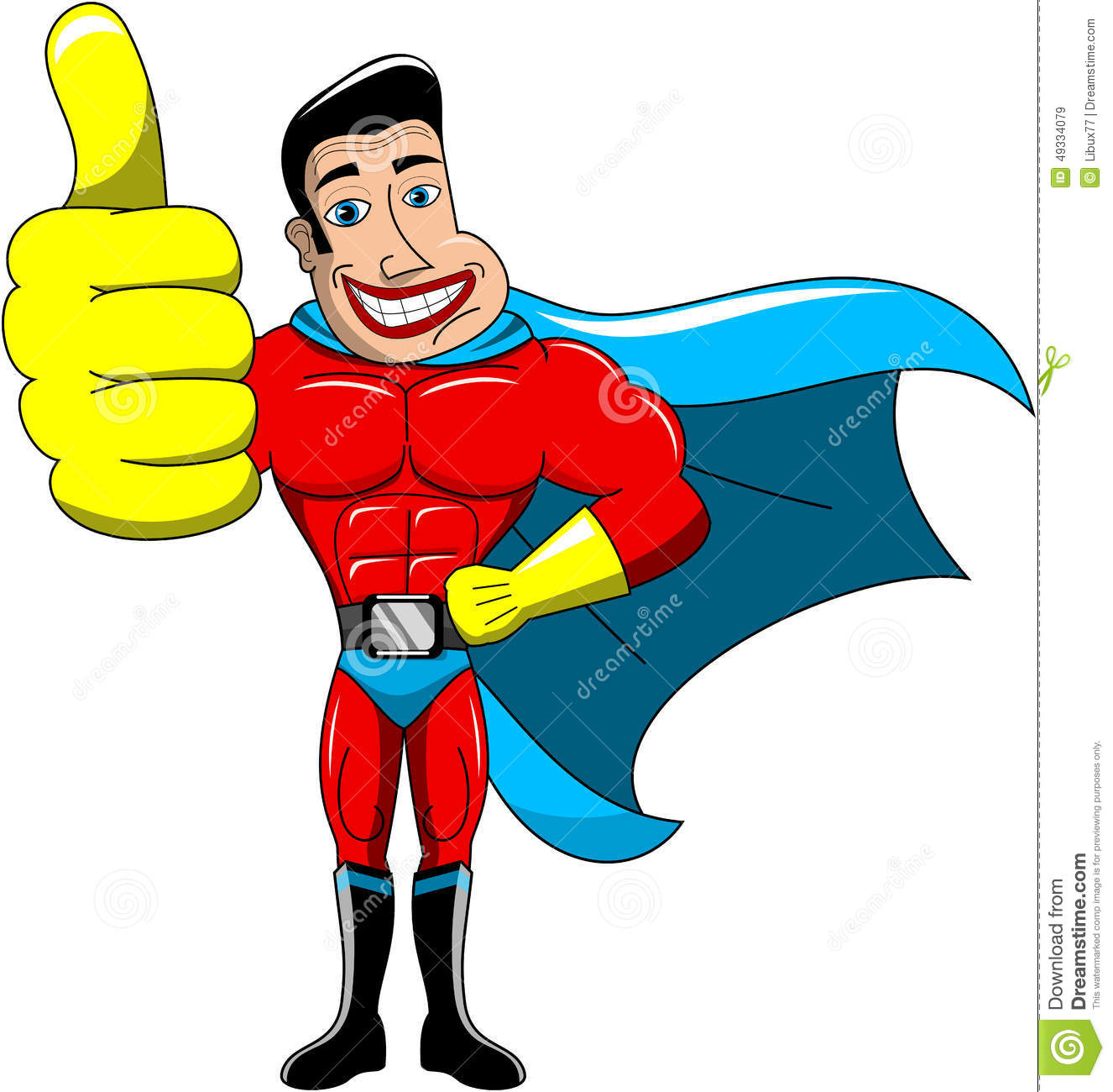 Superhero thumbs up clipart clip library download Superhero thumbs up clipart - ClipartFest clip library download