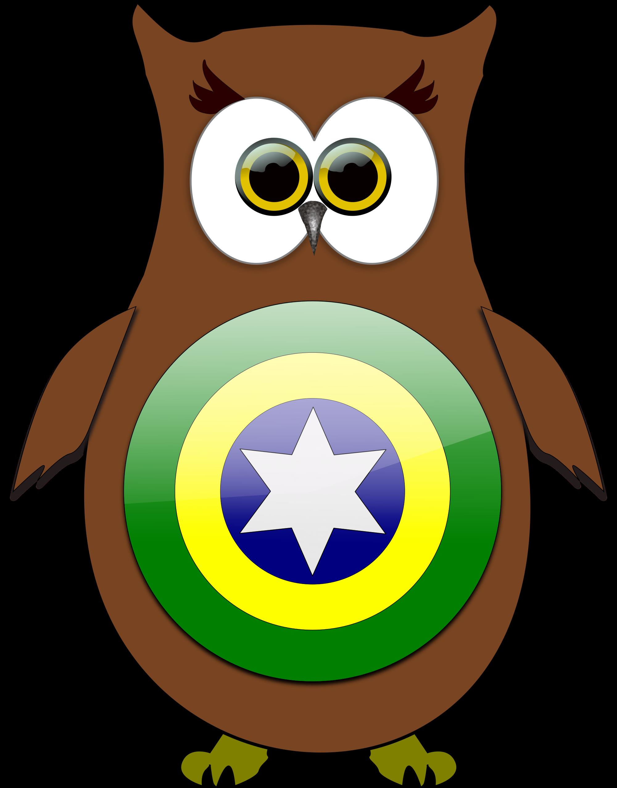 Superhero turkey clipart jpg freeuse Free owl brazil superhero clipart clipart and vector image ... jpg freeuse