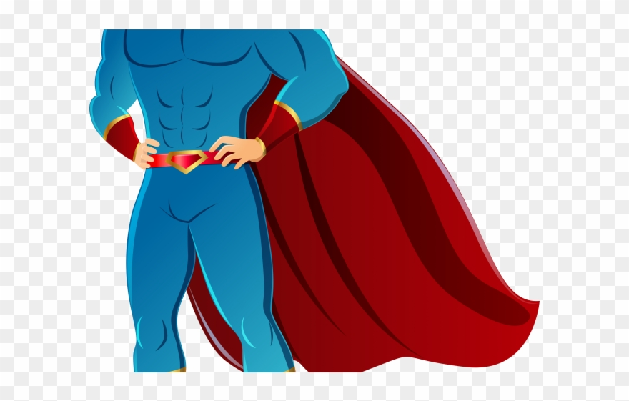 Superhero turkey clipart graphic free download Mission Clipart Superhero - Headless Superhero - Png ... graphic free download