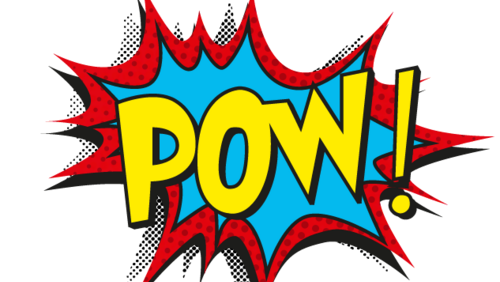 Superhero zap pow clipart library vector black and white library Free Clip art - Clip Art Collection - Download Clipart on ... vector black and white library