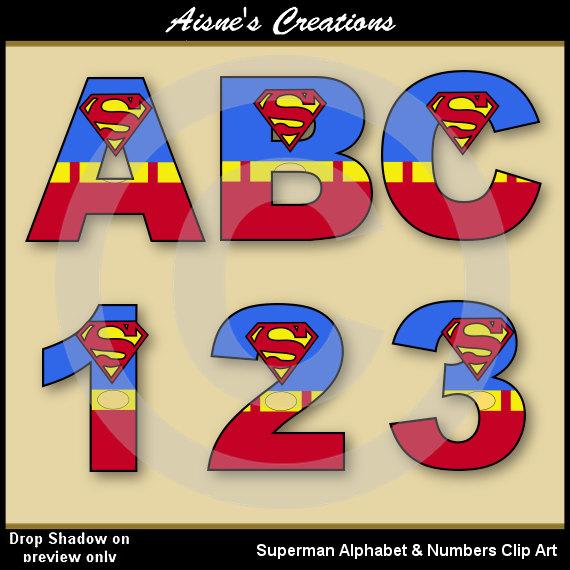 Superman alphabet clipart man graphic Superman alphabet clipart man - ClipartFest graphic
