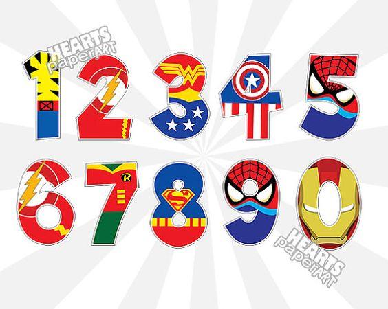 Superman alphabet clipart man clipart transparent library Superhero Alphabet Alphabet Clipart letters by HeartsPaperArt ... clipart transparent library