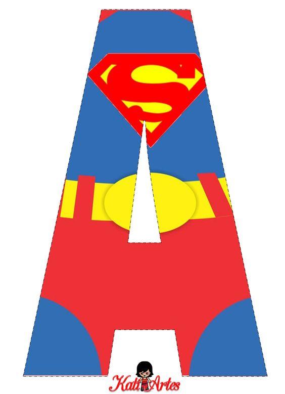 Superman alphabet clipart man image transparent download EUGENIA - KATIA ARTES - BLOG DE LETRAS PERSONALIZADAS E ALGUMAS ... image transparent download