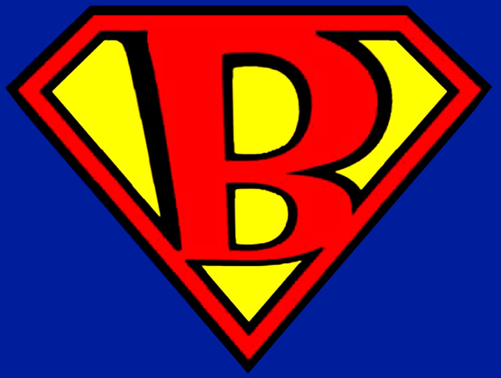 Superman alphabet clipart man jpg freeuse stock Superman Letters | Free Download Clip Art | Free Clip Art | on ... jpg freeuse stock