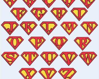 Superman alphabet clipart man image transparent stock Superman alphabet clipart man - ClipartFest image transparent stock