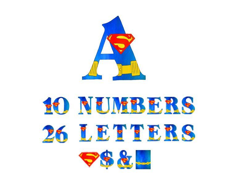 Superman alphabet clipart man vector freeuse download 17 Best ideas about Superhero Alphabet on Pinterest | Superhero ... vector freeuse download